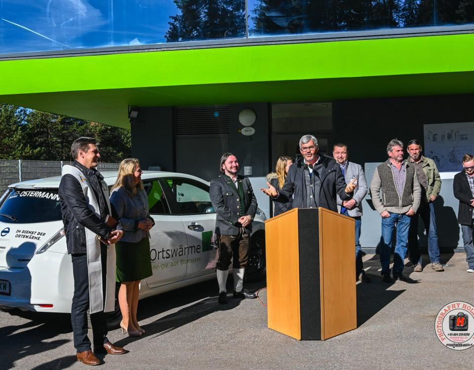 Ortswärme Seefeld GmbH – Tag der offenen Tür und Einweihung